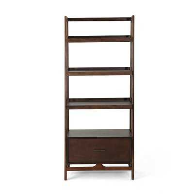 Foxborough Ladder Bookcase - Wayfair