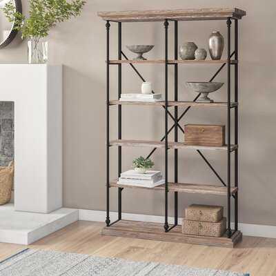 Celestia Etagere Bookcase - Wayfair