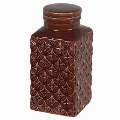 Ceramic Jar - Wayfair