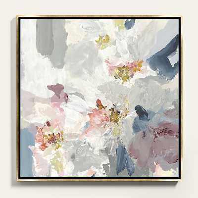 """Ballard Designs Let it Grow Framed Canvas  40"""" x 40"""" - Ballard Designs"""