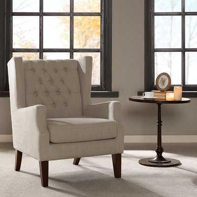 Allis Wingback Chair - Birch Lane