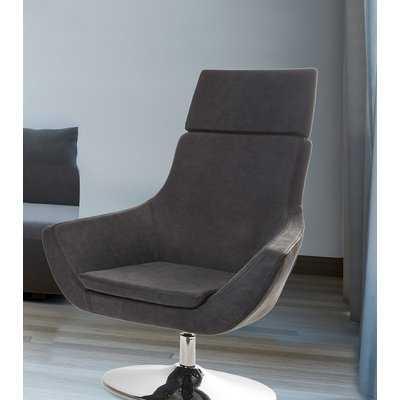 Crafa Swivel Lounge Chair - Wayfair