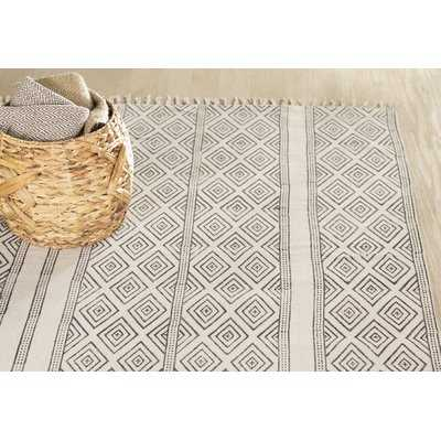 Dunkirk Handmade Off White Area Rug - Wayfair