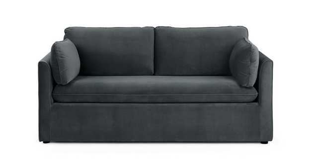 Oneira Deep Sea Blue Sofa Bed - Article