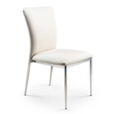Magill Upholstered Dining Chair (Set of 2) - Wayfair