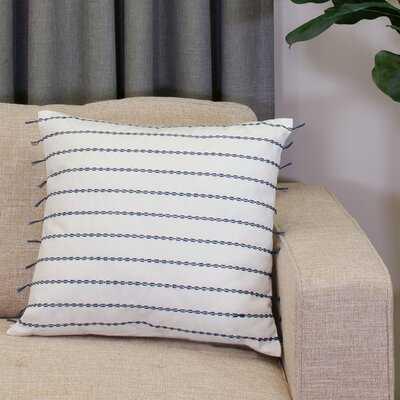 Beal Cotton Throw Pillow - Wayfair