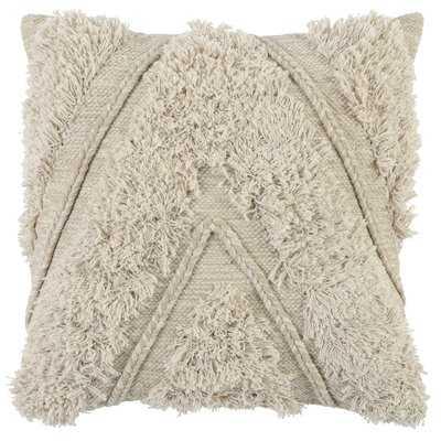 Tomball Cotton Throw Pillow - Wayfair