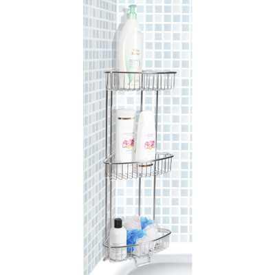Free Standing Shower Caddy - Wayfair