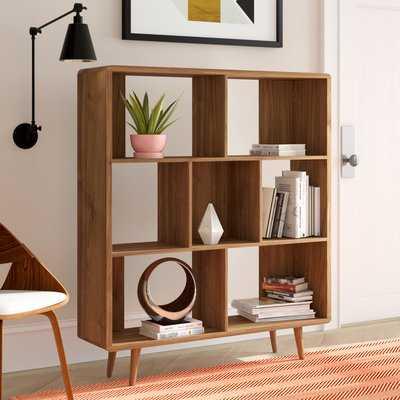 Chapple Geometric Bookcase - AllModern