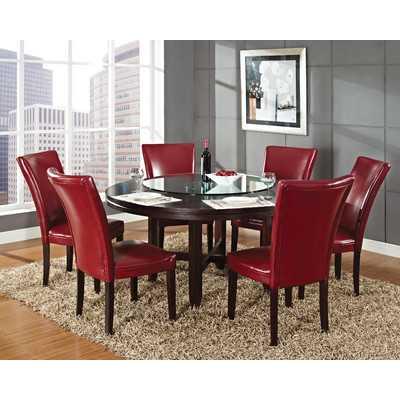 Fenley Contemporary Dining Table - Wayfair