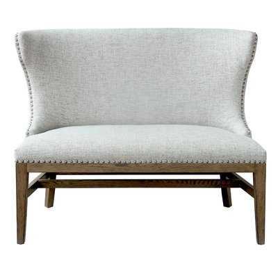 Robledo Upholstered Bench - Wayfair