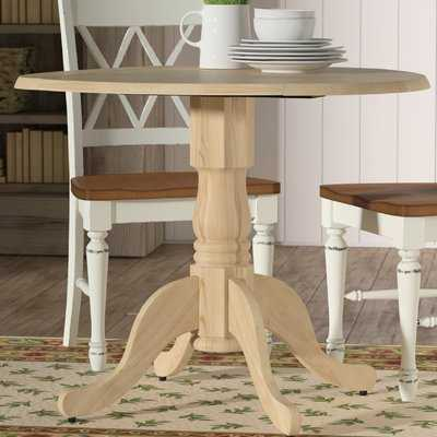 Lynn Dining Table with Dual Drop Leaf - Wayfair