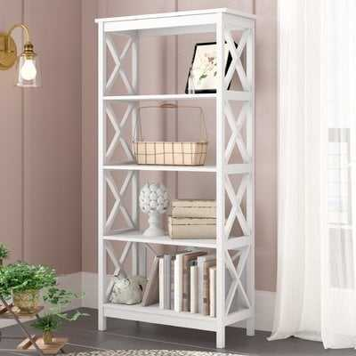 Haskins Etagere Bookcase - Birch Lane