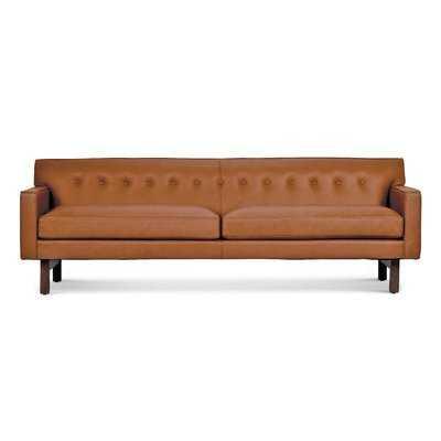 Coughlin Leather Sofa - Wayfair