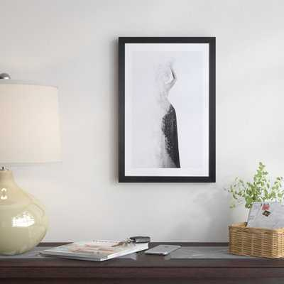 Inconspicuousness II by Dániel Taylor - Picture Frame Photograph Print on Canvas - AllModern