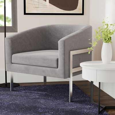 Jereme Barrel Chair - Wayfair