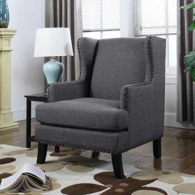 Kaleigh Wingback Chair - Wayfair