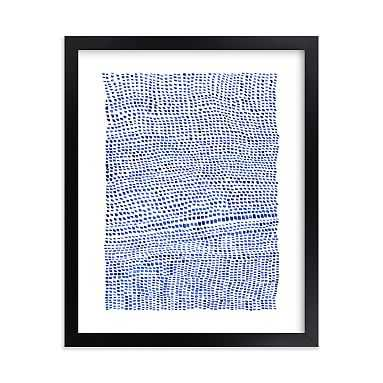 """Topical Guide Framed Art by Minted(R), 8""""x10"""", Black - Pottery Barn Teen"""