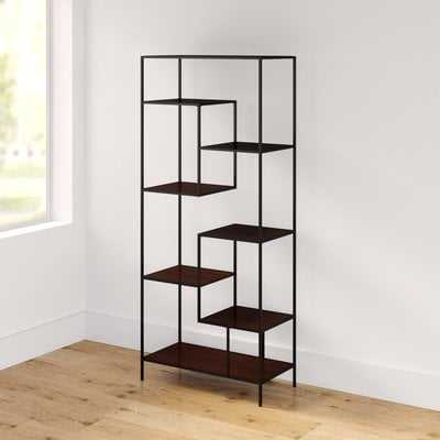 Eseli Etagere Bookcase - Wayfair