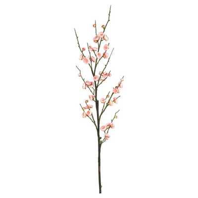 Artificial Plum Blossom Pink - Vickerman - Target