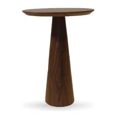 Newsome Tall End Table - Wayfair