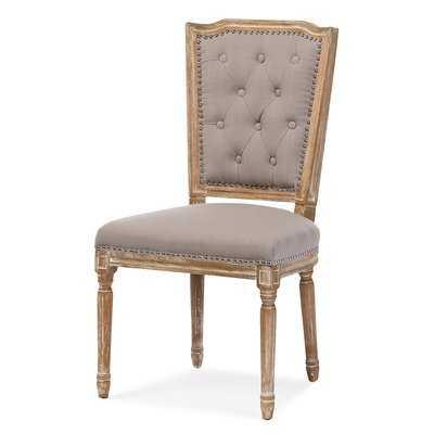 Baxton Studio Side Chair - Wayfair
