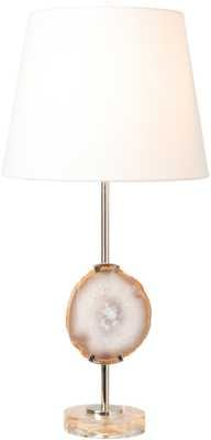 Vince 13.5 x 13.5 x 27.25 Table Lamp - Neva Home