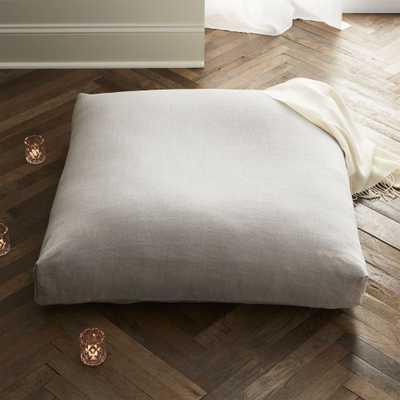 Sedona Large Zabuton Floor Pillow - CB2