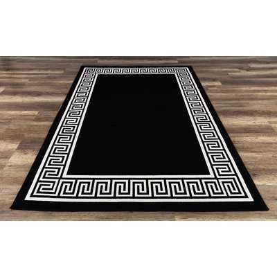 Molden High-Quality Black Indoor/Outdoor Area Rug - Wayfair