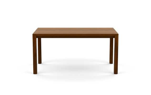 Hayes Dining with Walnut Table Top and Oiled Walnut legs - Interior Define