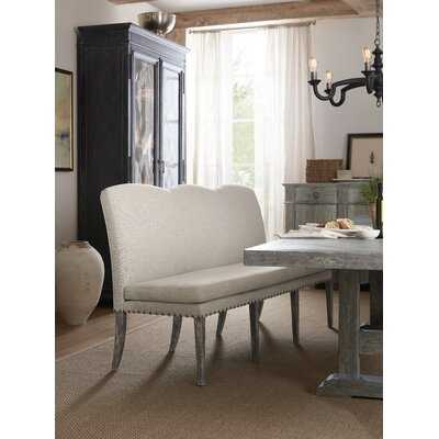Beaumont Upholstered Dining Bench - Wayfair
