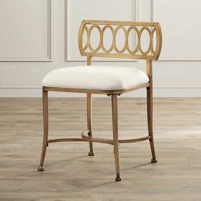 Scates Vanity Stool - Wayfair