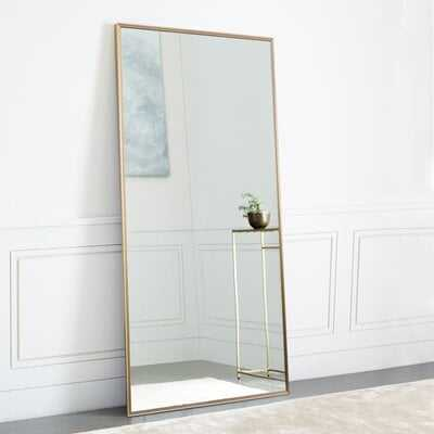 Chevelle Aluminum Alloy Full Length Mirror - Wayfair