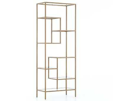 Monsarrat Bookshelf, Small - Pottery Barn