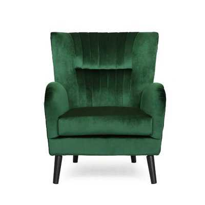 "Winterburn 31"" Wingback Chair - Wayfair"