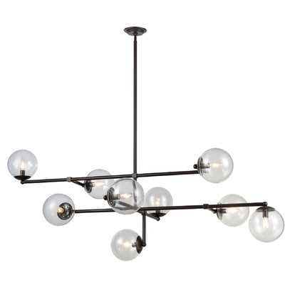 Christie 9-Light Sputnik Chandelier - Wayfair