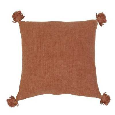 Montauk Linen Throw Pillow - Wayfair