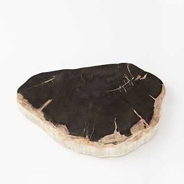 Petrified Wood Cheese Board - West Elm