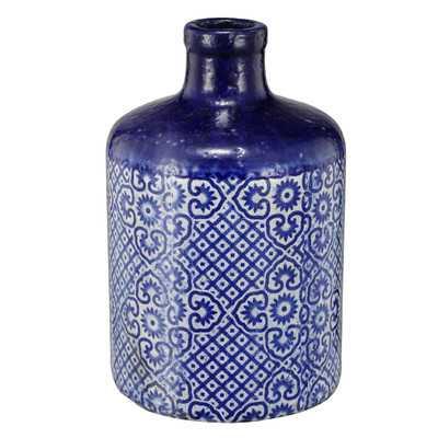 Terracotta Table Vase - Wayfair