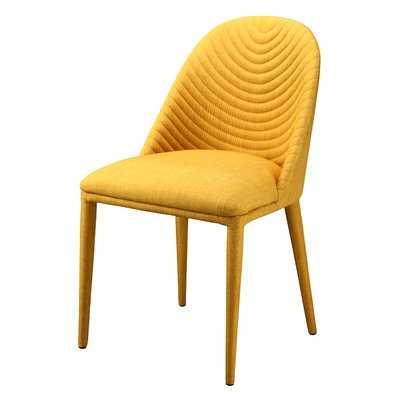 Rudolfo Upholstered Dining Chair, set of 2 - AllModern