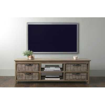 Cleveland TV Stand for TVs up to 58 - Wayfair