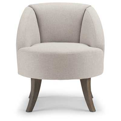 Hylant Swivel Barrel Chair - Wayfair