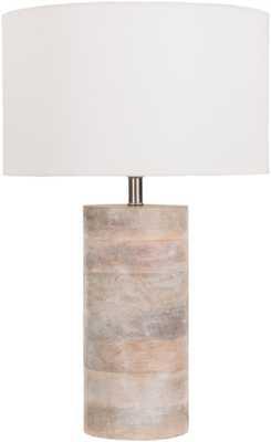 Arbor 19 x 11.81 x 11.81 Table Lamp - Neva Home