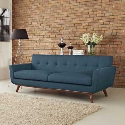 Johnston Upholstered Sofa - Wayfair