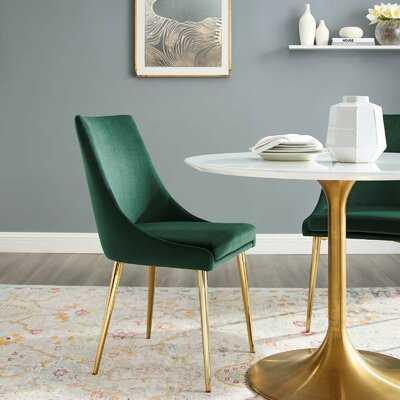 Jauregui Performance Upholstered Dining Chair - Wayfair