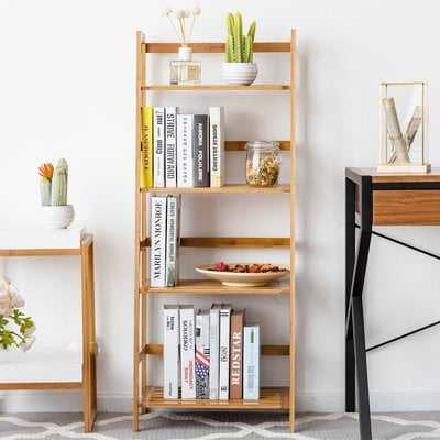 Amias Standard Bookcase - Wayfair