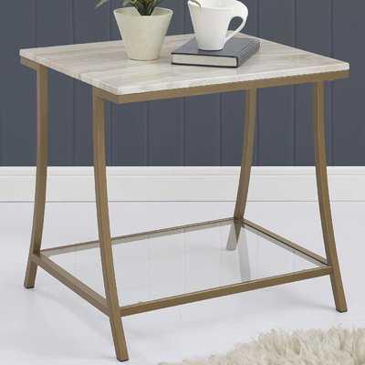 Cecilia End Table - Wayfair