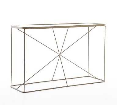 Aiken Console Table - Pottery Barn