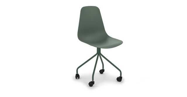 Svelti Aloe Green Office Chair - Article