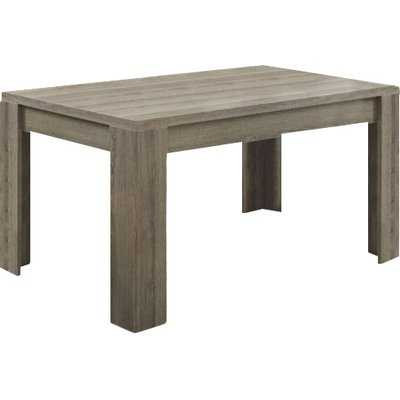 Bleecker Wood Dining Table - Wayfair